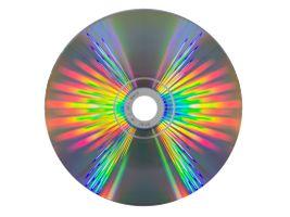 Vinyl Collection 12cm CD-R im Schallplattendesign silber/silber