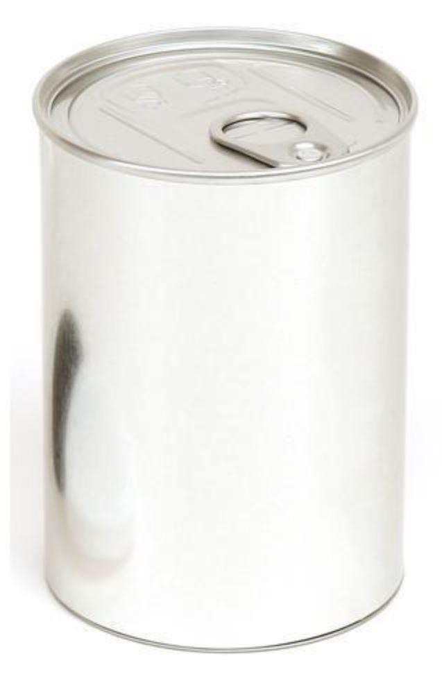 Innovative PressItin Metalldose 9ml 9x9mm für Lebensmittel und  Geschenke  Kronenberg9