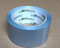 Variocolors PP Klebeband Packband silber 50mm/66m