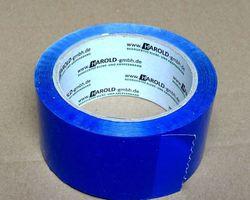 Variocolors PP Klebeband Packband dunkel blau 50mm/66m