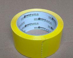 Variocolors PP Klebeband Packband gelb 50mm/66m