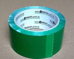 Variocolors PP Klebeband Packband grün 50mm/66m