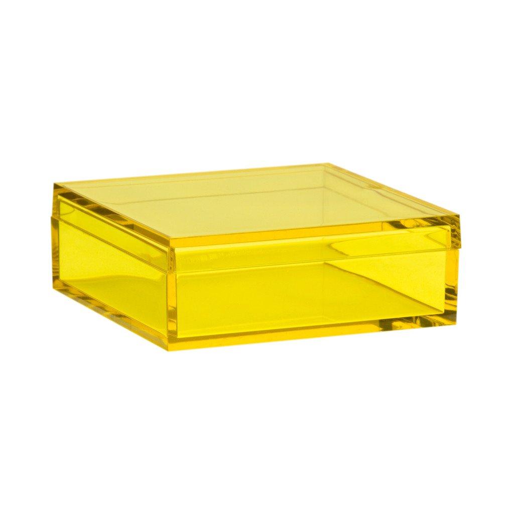 VarioColors ModernArt Box M3 lemongelb 52x52x19mm