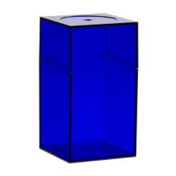 VarioColors ModernArt Box M8 dunkelblau 58x58x107mm
