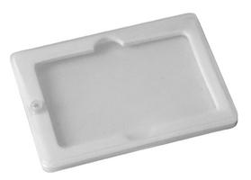 USB Stick Card Box aus Kunststoff 103x72x10mm