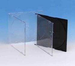 Kronenberg24 CD Slim Case 5,2mm transparent superklar