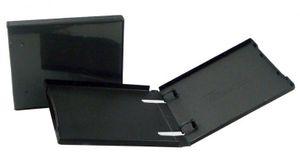 Multistoragebox PP5 schwarz 163x135x15mm, leer