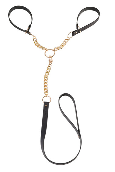 MAZE - T-Restraints Black