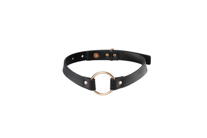 MAZE - Single Choker - Black