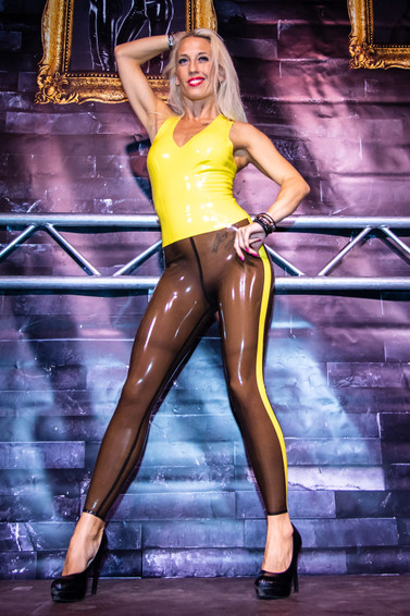 Latex Leggings Foxxy