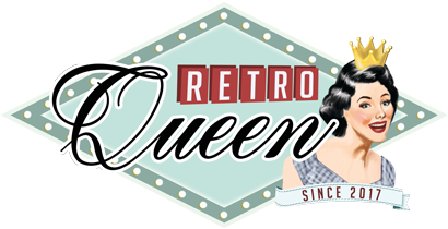 Retro Queen Logo