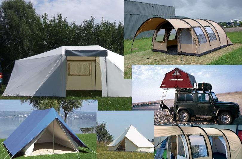 Zelte von Tortuga GmbH hier bestellen