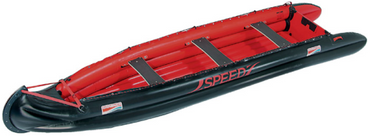 Grabner Kanadier Speed  - Luftboot -