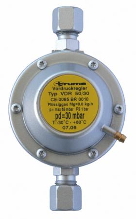 Truma Geräte Vordruckregler 50 / 30 mbar