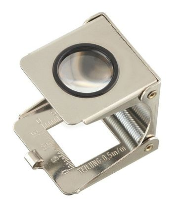K & R Fadenzähler Metall 8x – Bild 2