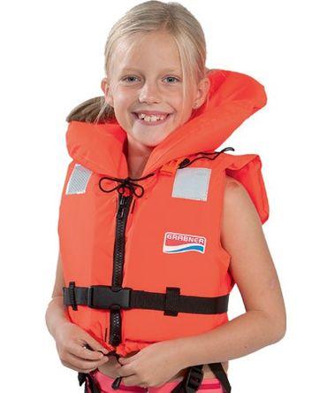 Grabner Kinder-Rettungsweste Bora 30-40kg Maxi