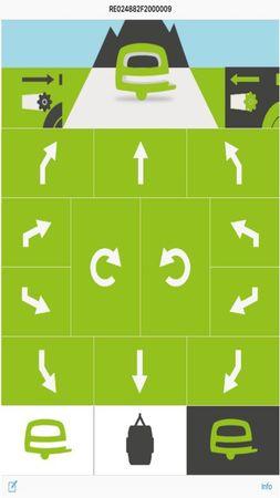 App-Steuerung f.alle easydriver-Modelle