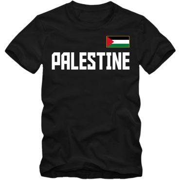 Herren T-Shirt Palästina Palestine Dawlat Filastin Shirt XS-4XL DTG – Bild 6