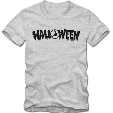 Kinder unisex T-Shirt  Halloween Gespenster Vampire Horror Partyshirt  Fun Spass Tee  – Bild 3