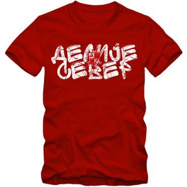 Kinder unisex T-Shirt Delije Crvena Zvezda Roter Stern Belgrad Fußball DTG – Bild 1