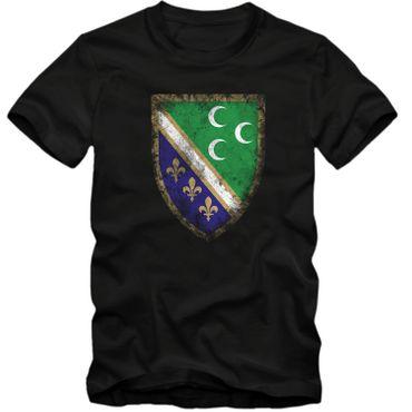 Kinder unisex T-Shirt SANDZAK  Novi Pazar  DTG – Bild 1