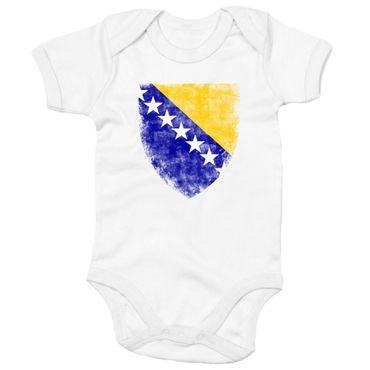 Baby Strampler Body  Bosna i Herzegovina  Bosnien Balkan BIH  DTG – Bild 1