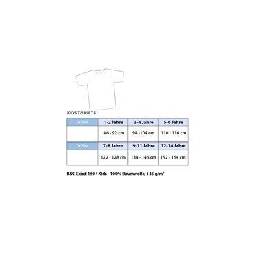 Kinder unisex T-Shirt  Bosna i Herzegovina  Bosnien Balkan BIH  DTG  – Bild 2