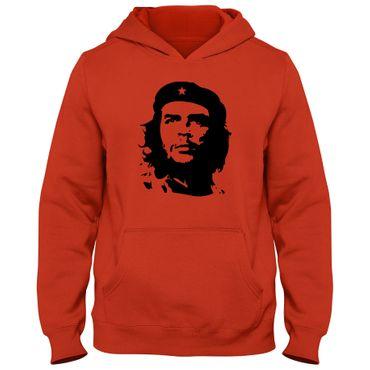 Kinder Hoody Hoodie Che Guevara Kuba Cuba Argentinien Viva la Revolution Rebellen  – Bild 2