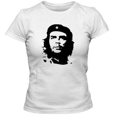 Damen T-Shirt Che Guevara Kuba Cuba Argentinien Viva la Revolution Rebellen Tee S-3XL  – Bild 5