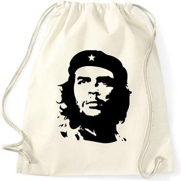 Turnbeutel  Che Guevara Kuba Cuba Argentinien Viva la Revolution Rebellen Gymnastikbeutel Bag  – Bild 5