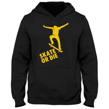 Hoody Hoodie  Skateboard Skater Half Pipe Longboard Board Shirt – Bild 1
