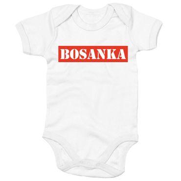 Baby Strampler Body   - BOSANKA - Bosna Bosnien und Herzegowina Bosna i Herzegovina  Balkan BIH   – Bild 1