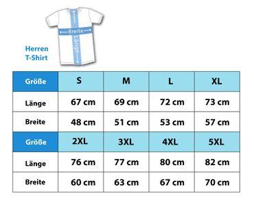 Herren T-Shirt ITALY Italia  Italien  Squadra Azzurra  Fußball Trikot Fingerabdruck WM EM – Bild 6