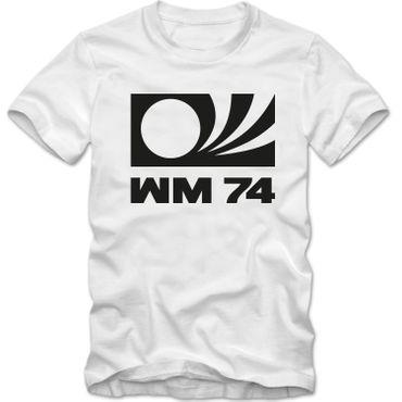 DEUTSCHLAND T Shirt WM 1974 World Cup 74 Germany Fussball Weltmeister NEU S-4XL – Bild 7
