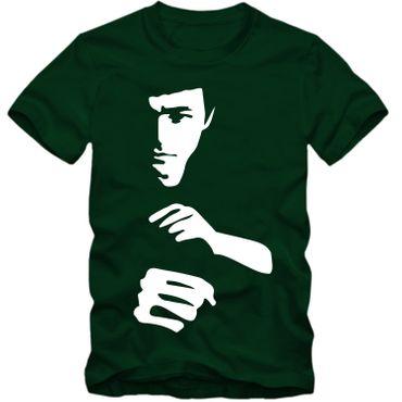 Herren T-Shirt Bruce Lee Master Kung Fu Hero Tee S-3XL NEU TOP QUALITÄT! – Bild 3