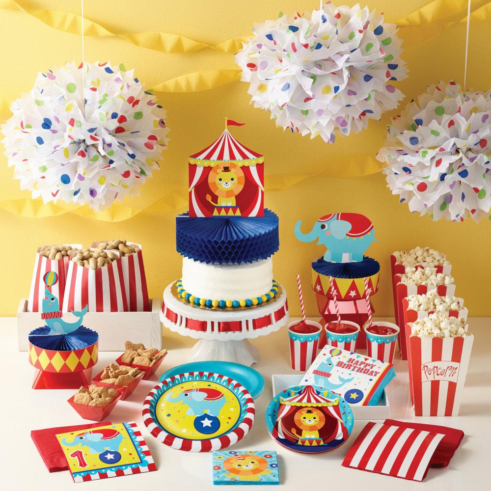 1. Geburtstag Zirkus Party