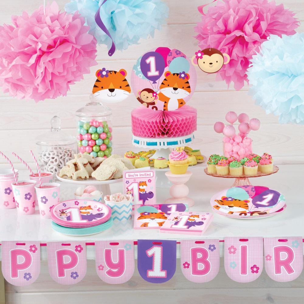 1. Geburtstag im Zoo Pink