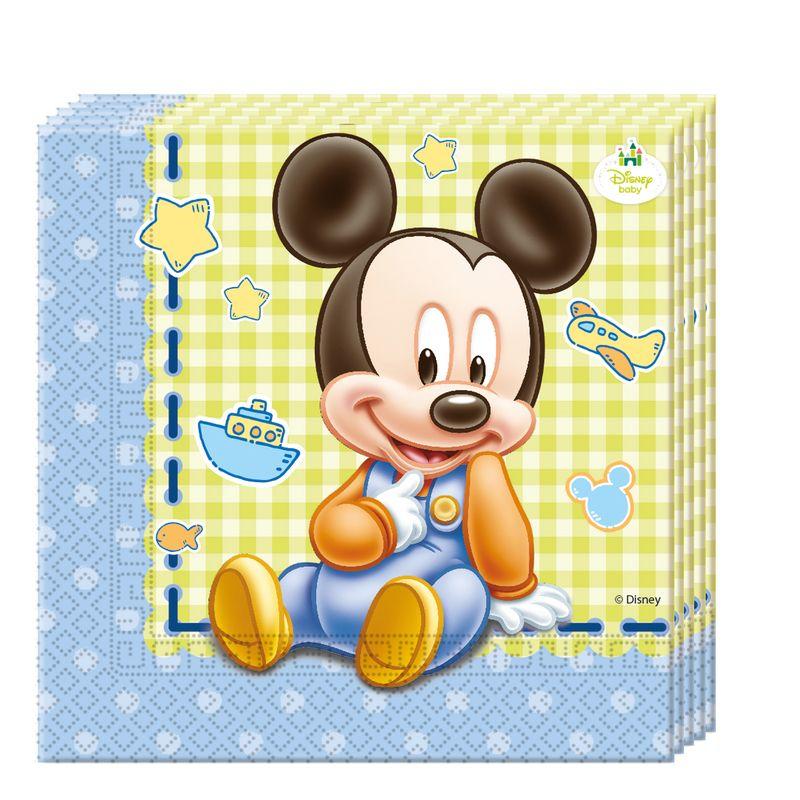Baby Micky Maus