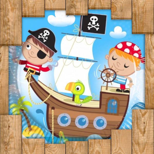 Piraten Kinder