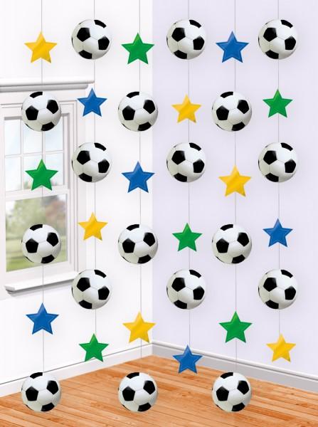 Fussball Tur Und Wand Dekoration