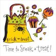 Halloween Treats kleine Servietten