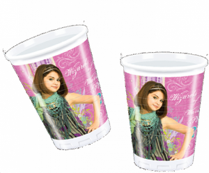 Selena Gomez Zauberer vom Waverly Place Party Becher