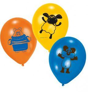 6 Timmy das Schäfchen Ballons