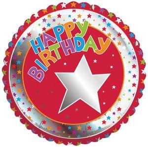 Geburtstags Folien Ballon