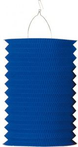 Zuglaterne Blau