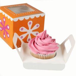 Gebäckbox Einleger für 1 Muffin