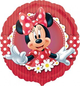Minnie Maus Folien Ballon