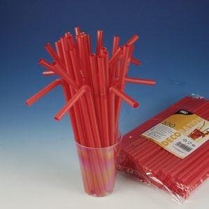 100 flexible Shake Halme Rot