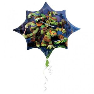 XXL Folienballon Ninja Turtles