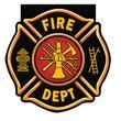 4 Notiz Blöcke Feuerwehr Alarm